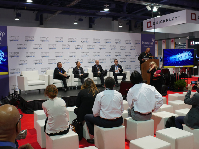 Panel Debate at NAB 2016